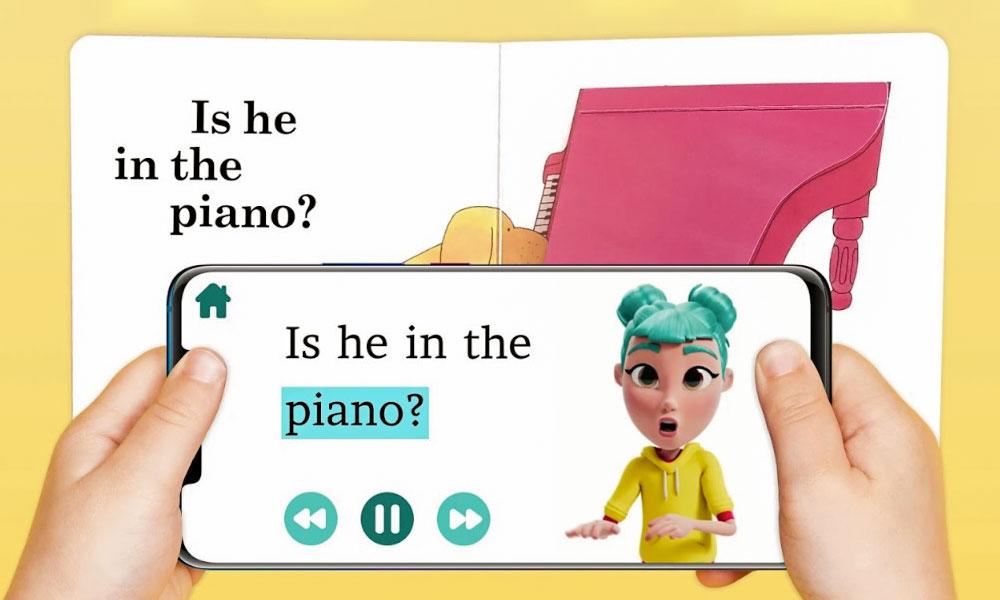اپلیکیشن StorySign با کمک هوش مصنوعی به کمک کودکان ناشنوا میآید