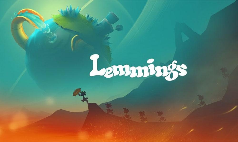 بازی موبایل Lemmings