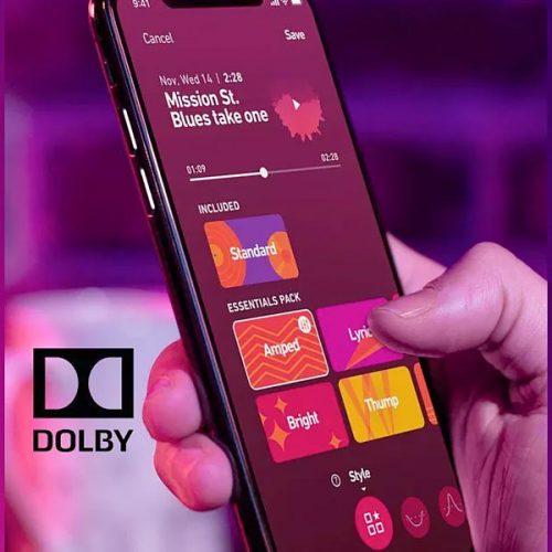 اپلیکیشن دالبی 234
