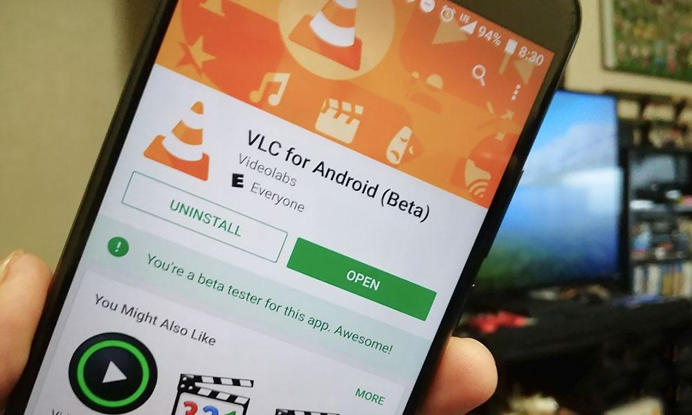 اپلیکیشن VLC بیش از سه میلیارد بار دانلود شده است