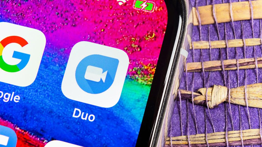 نسخه وب گوگل Duo راهاندازی شد