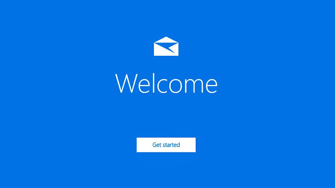 حالت تاریک به اپلیکیشن ایمیل ویندوز 10 اضافه شد