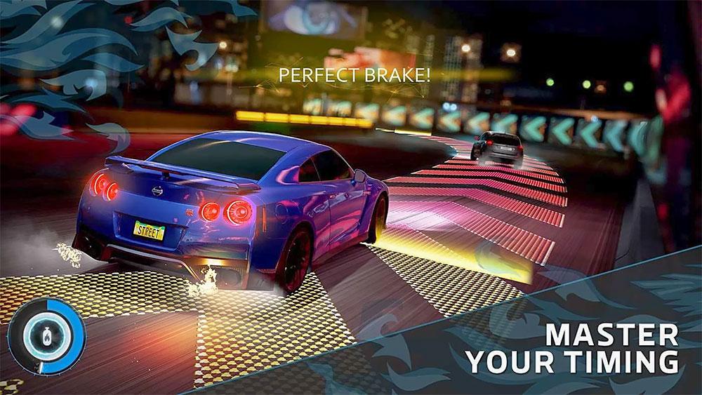 بازی موبایل Forza Street
