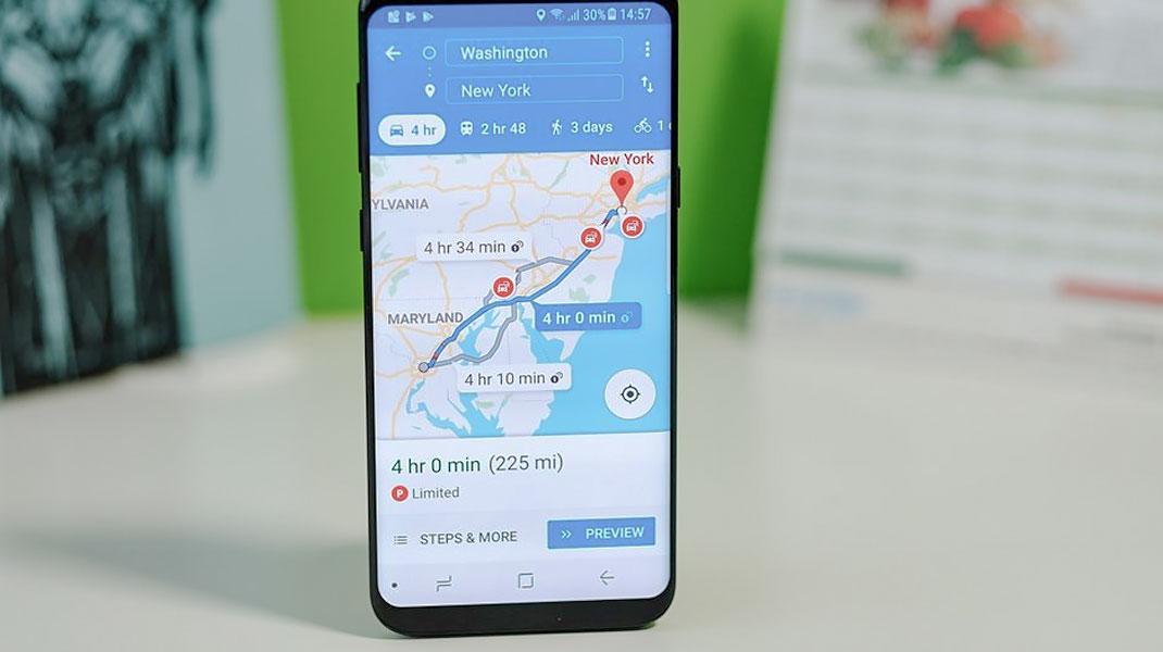 امکان گزارش کردن ترافیک به گوگل مپس اضافه میشود