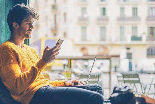 کاربران گوشیهای موبایل